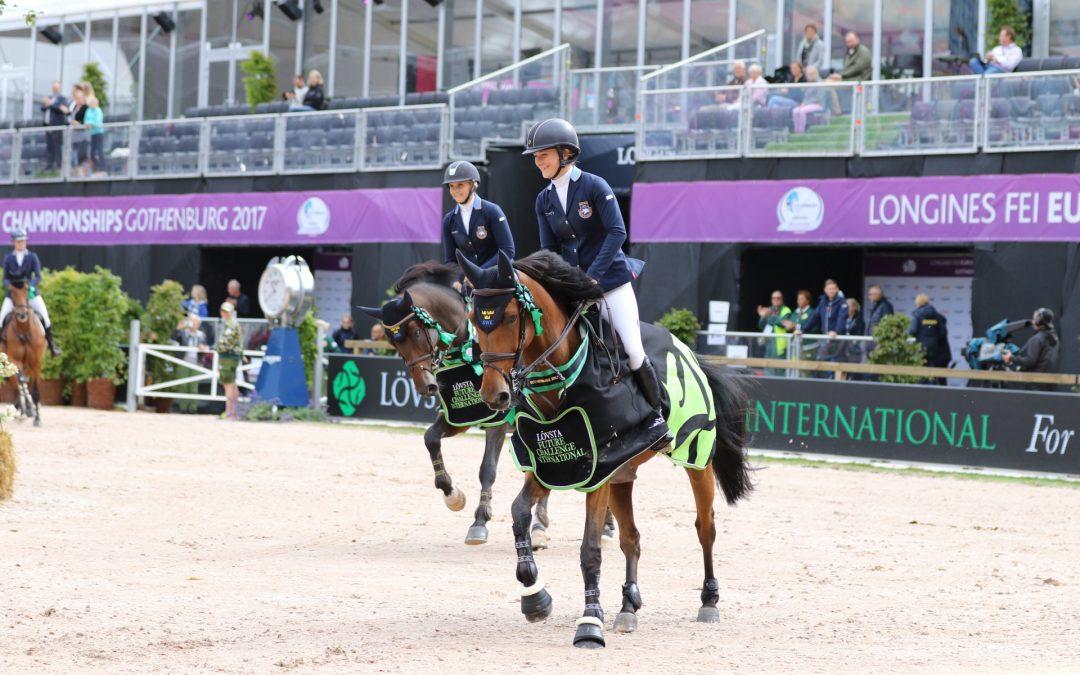 Lövsta Future Challenge ny samarbetspartner till Stockholm Horse Week