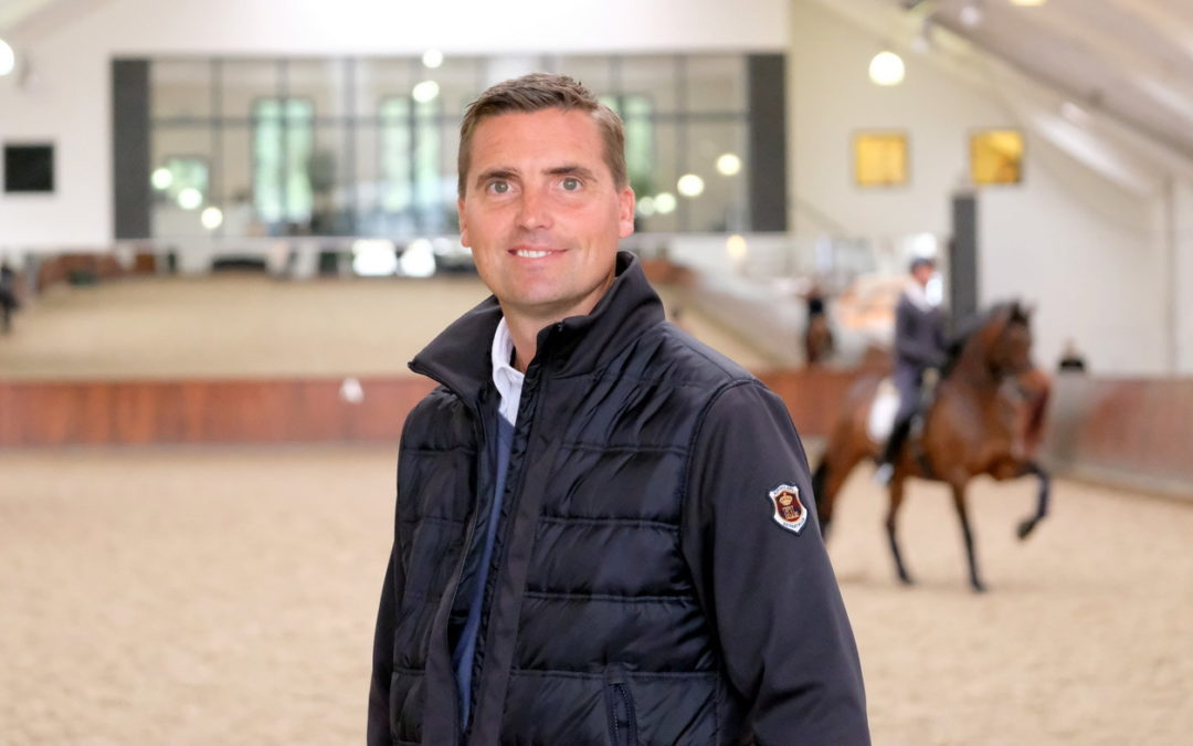 Helgstrand Dressage ny samarbetspartner till Longines Global Champions Tour Stockholm & Stockholm Horse Week