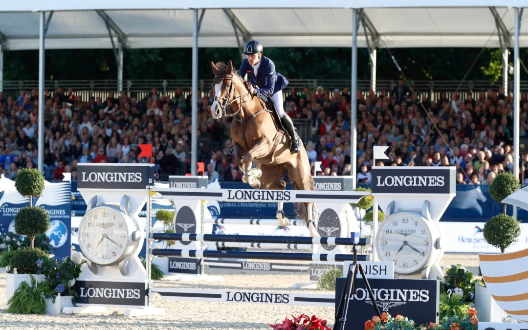Longines Global Champions Tour till Stockholm