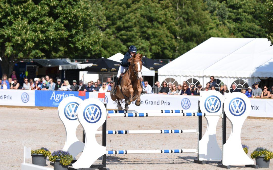 Stortävlingen Volkswagen Stockholm Grand Prix till LGCT Stockholm & Stockholm Horse Week i sommar
