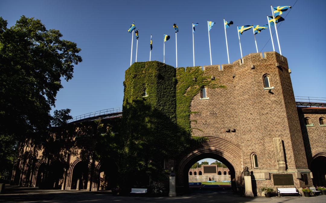 Ankarcrona och Grimmenhag till LGCT Stockholm & Stockholm Horse Weeks Ungdomsdag