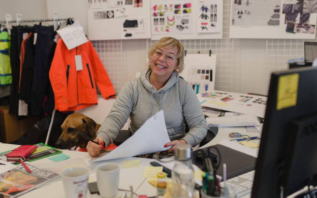 Möt Ann-Therese Helgesson, designer och produktutvecklare på Hööks