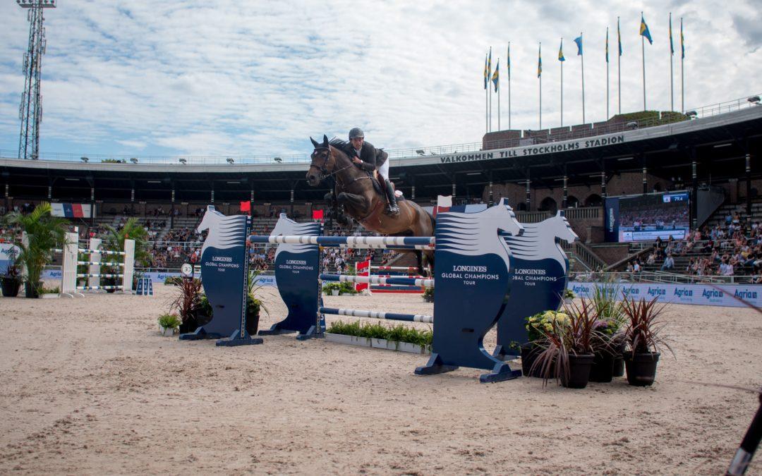 Flera spännande nyheter under LGCT Stockholm & Stockholm Horse Week!