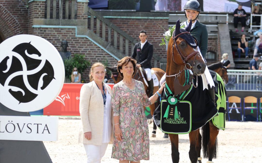 Lövsta Future Challenge fortsätter satsa på de unga ryttarna under Stockholm Horse Week